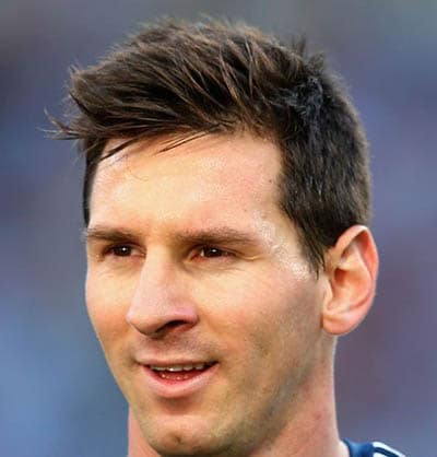 10 Best Lionel Messi Haircuts Outsons