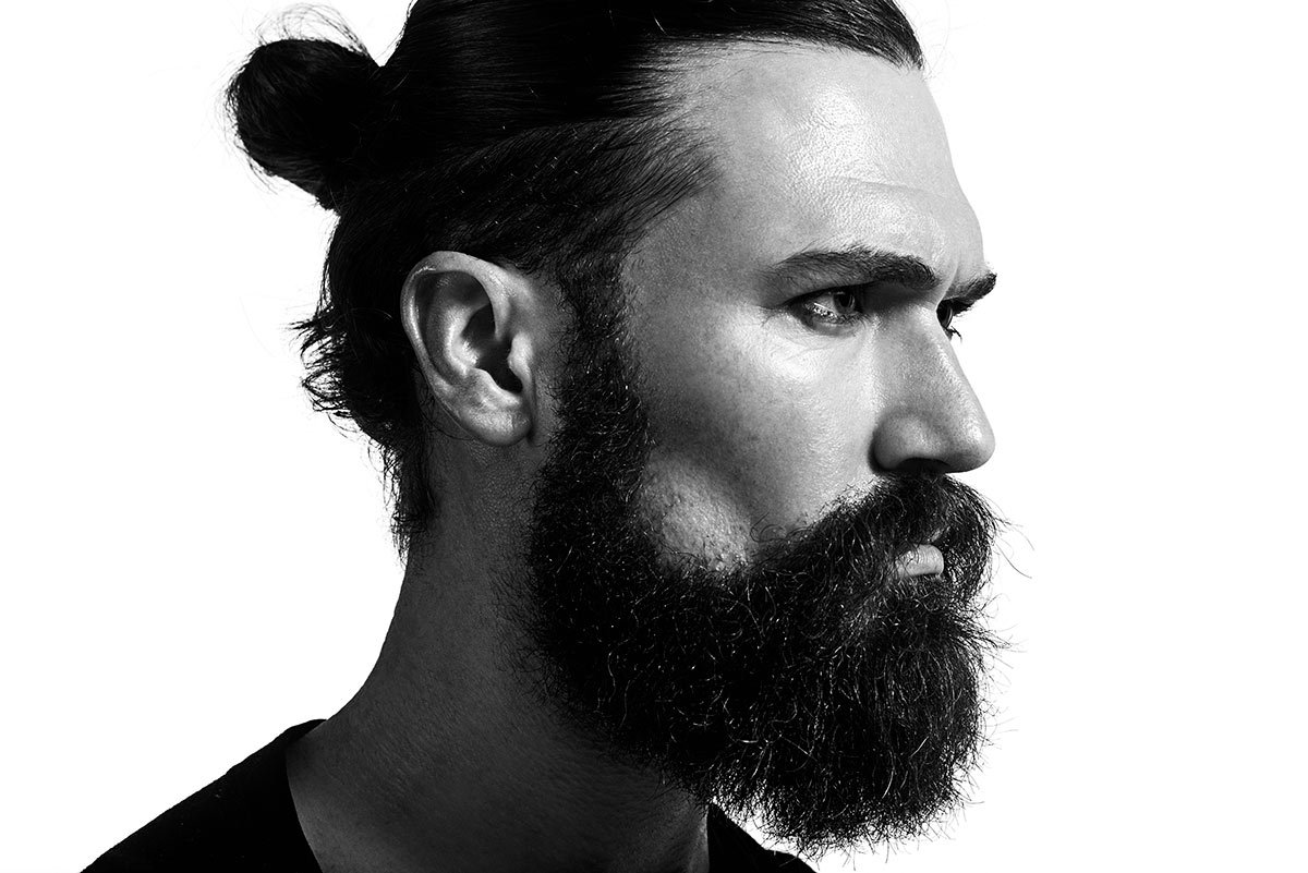 How To Do The Perfect Man Bun In 4 Easy Steps Outsons