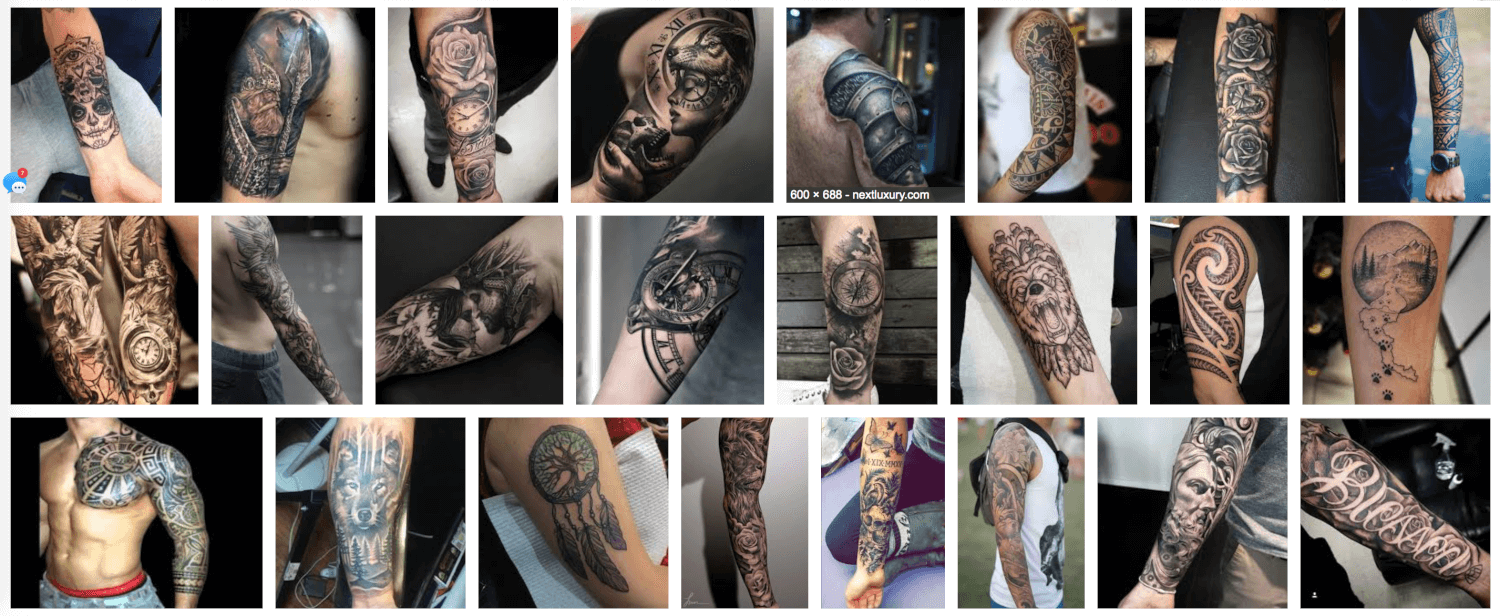 101 Arm Tattoo Ideas For Men Incl Back Of Arm Cover Over Designs Outsons Men S Fashion Tips And Style Guide For 2020