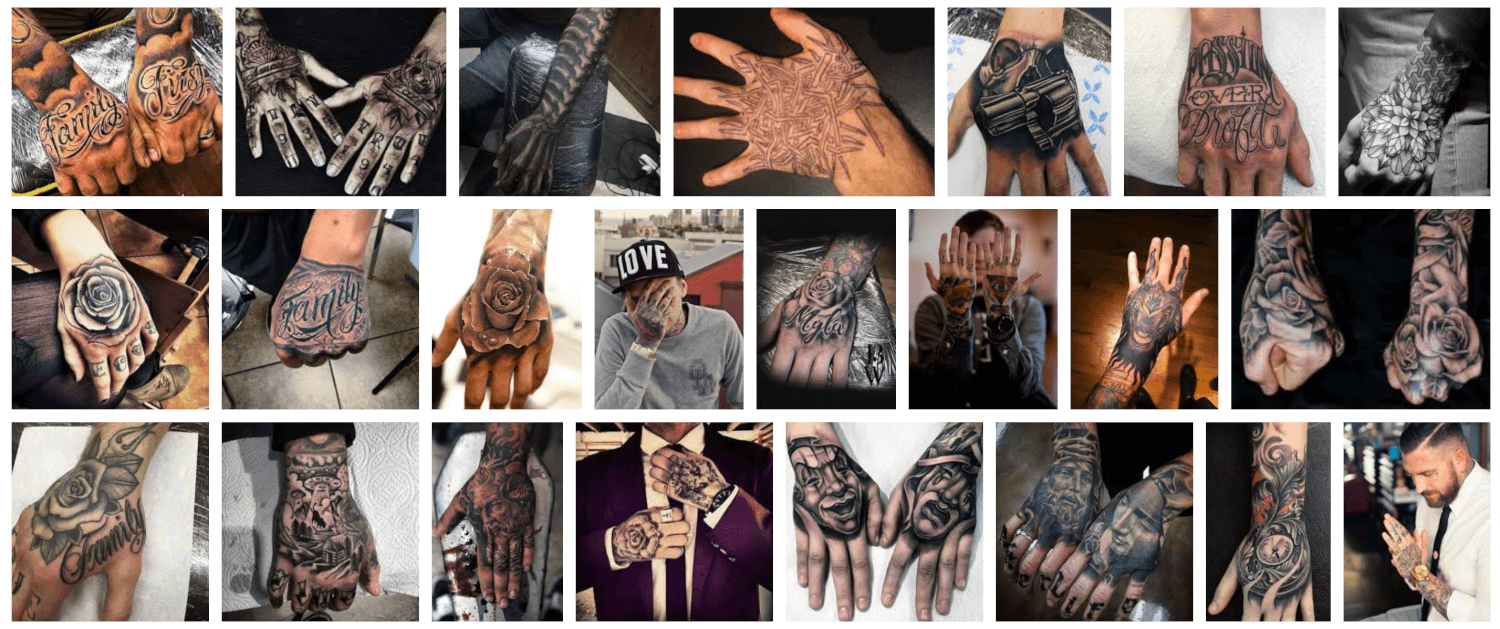 101 Hand Tattoo Ideas For Men Incl Initials Pics Symbols And Dates Outsons Men S Fashion Tips And Style Guide For 2020