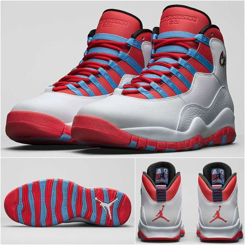 Chicago flag trainers air jordan