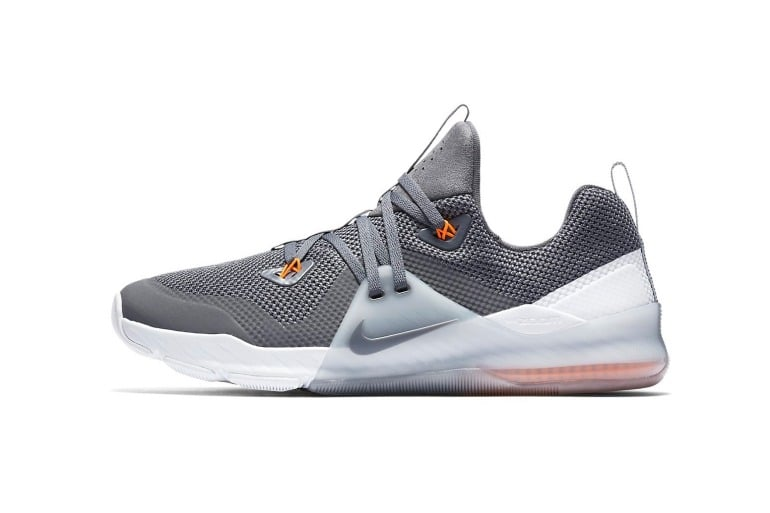 nike zoom command trainer grey